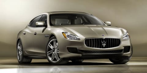 2013 Maserati Quattroporte engine specifications revealed