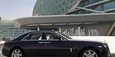 Abu Dhabi dealer sells 18 Rolls-Royces in one month