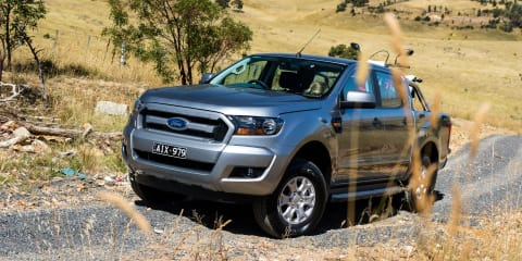 2017 Ford Ranger XLS Special Edition review