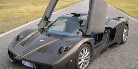 Lavazza GTX-R by Simbol Design with BMW V12