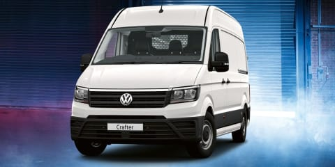2018 Volkswagen Crafter recalled