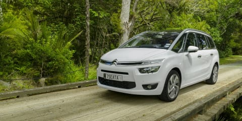 Citroen Grand C4 Picasso : Pricing and specifications