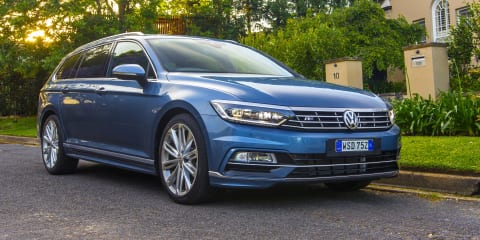 2017 Volkswagen Passat 206TSI R-Line pricing and specs: available October 17 - UPDATE