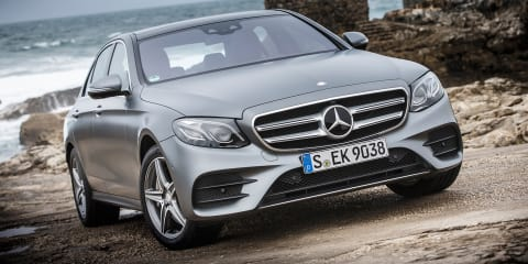 2016 Mercedes-Benz E-Class:: Australian pricing revealed