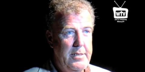 Video: Jeremy Clarkson interview on the Stig's exposed identity