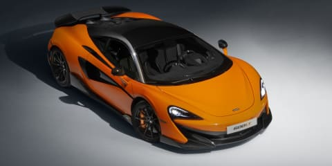 McLaren 600LT priced from $455,000