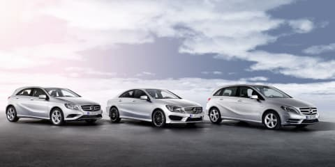 Mercedes-Benz: new engines expand A- and B-Class range