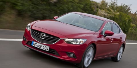 2013 Mazda6 specifications