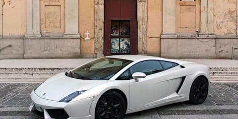 Lamborghini global sales fell 37.7 per cent in 2009