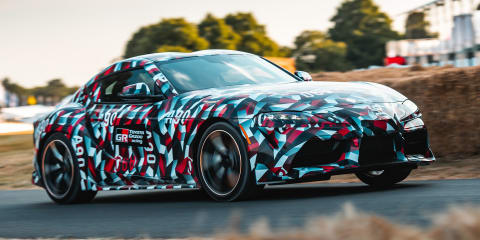 2019 Toyota Supra, BMW Z4 to offer four-cylinder engine