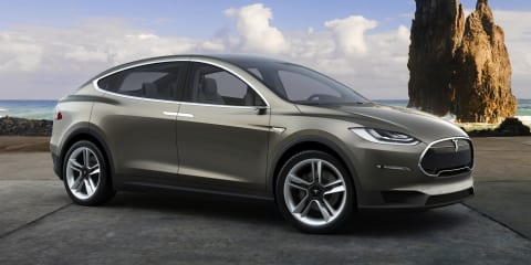 2016 Tesla Model X to cost about the same as a BMW X5 in Australia