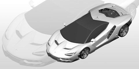 Lamborghini Centenario confirmed for Geneva motor show - video