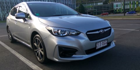 2017 Subaru Impreza 2.0i (AWD) review