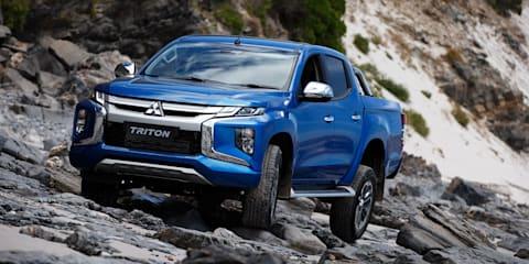 2019 Mitsubishi Triton pricing and specs