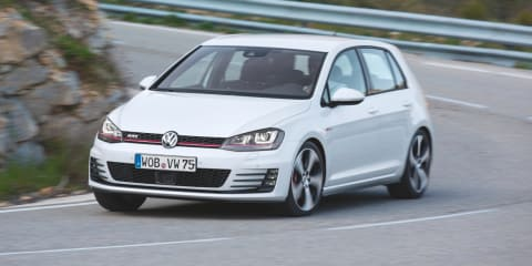 2013 Volkswagen Golf GTI Review