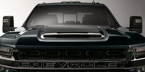 2020 Chevrolet Silverado HD revealed