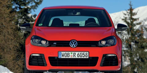 2010 Volkswagen Golf R launched in Australia