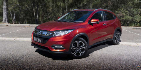 2019 Honda HR-V VTi-LX review