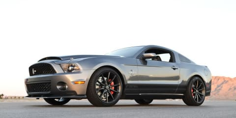 2012 Shelby GT500 Super Snake to debut at New York