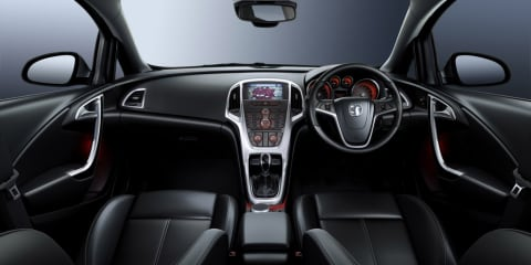 New-generation Vauxhall Astra interior unveiled