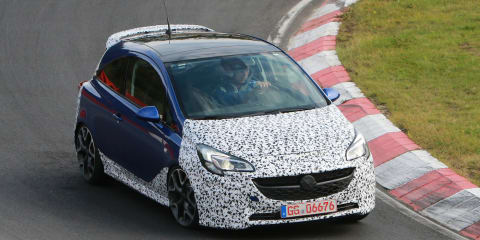 Opel Corsa OPC: Aussie engineers help boost performance