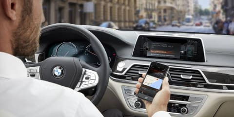 BMW Connected now available in Australia