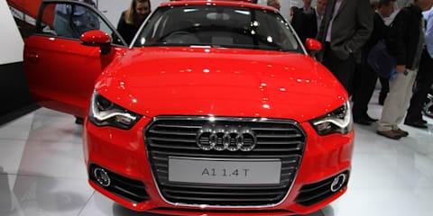 Audi A1 at 2010 AIMS