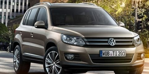 2011 Volkswagen Tiguan on sale in Australia in second half