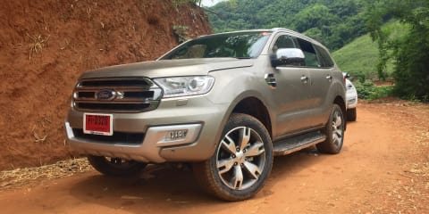 Ford Everest development project as substantial as Ranger, says company