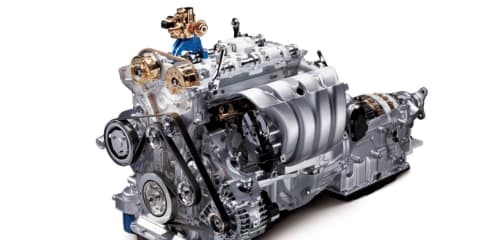 Hyundai unveils its first direct-injection petrol engine