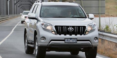 2014 Toyota LandCruiser Prado Review