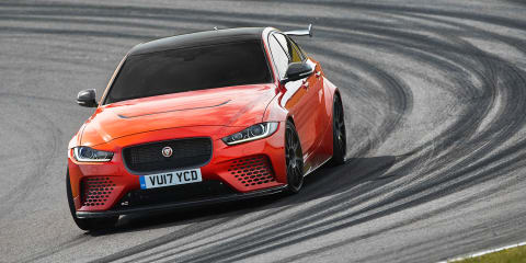 Jaguar XE SV Project 8 gunning for Nurburgring record - report