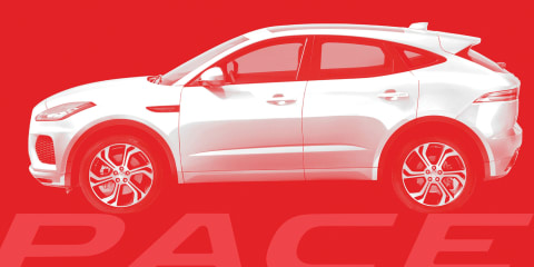 Jaguar E-Pace: Sub-$50k SUV teased ahead of July 13 reveal - UPDATE