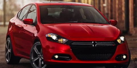 Dodge Dart RHD production possible, but not planned yet