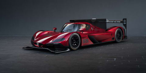 Mazda RT24-P Le Mans racer revealed with 447kW 2.0-litre turbo