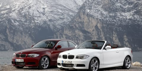 2012 BMW 1 Series announced with 128i variant