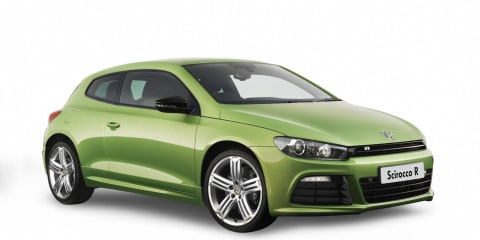 2012 Volkswagen Scirocco R Australian specifications