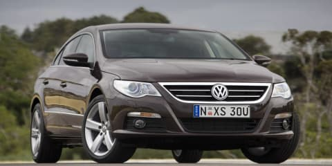 Volkswagen Passat CC Review & Road Test
