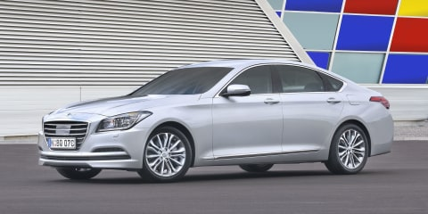 Hyundai Genesis an image-maker not a loss-maker, says brand