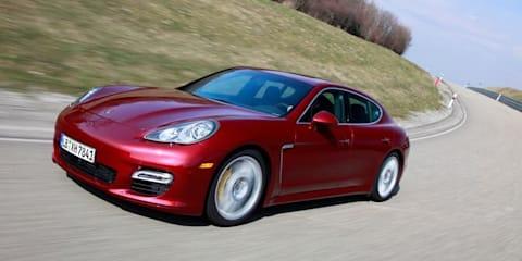 Volkswagen ponders Porsche Panamera platform
