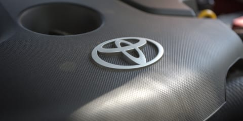 Toyota open to selling engine, drivetrain technology to competitors