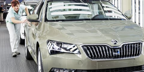 Skoda Superb hits 500,000 units