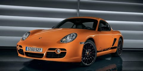 Porsche Cayman Clubsport said to debut at LA show