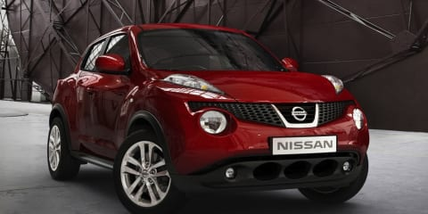 Nissan Juke back on Australian agenda