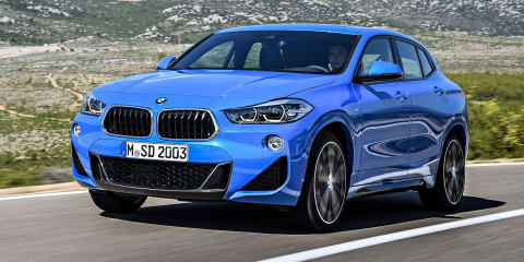2018 BMW X2 unveiled - UPDATE