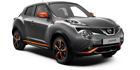 2018 Nissan Juke revealed
