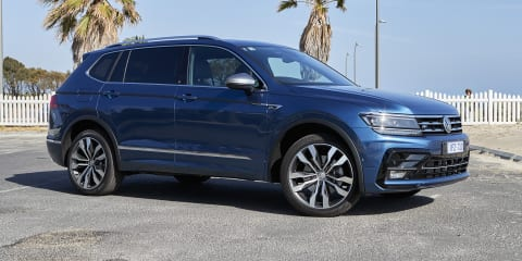 2018 Volkswagen Tiguan Allspace quick drive review