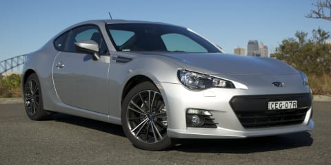 Subaru BRZ Review