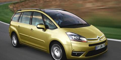 Citroen C4 Picasso Safety & Features