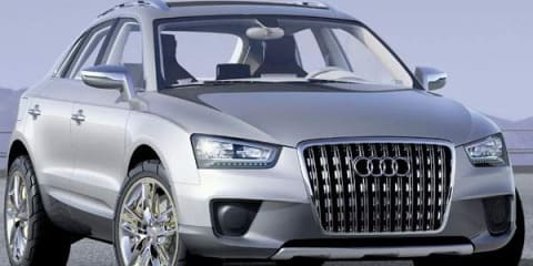 Audi Q3 to be built in Spain